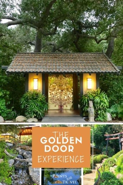 Golden Door Spa, Spa Getaway