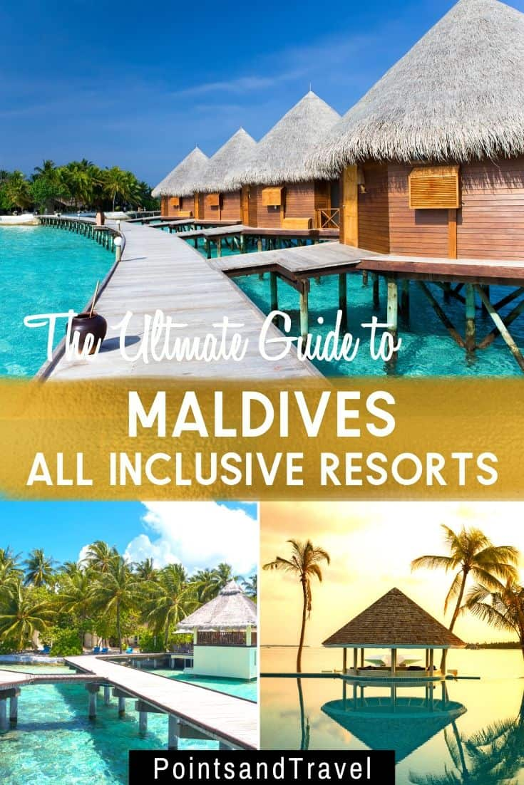 the ultimate guide to Maldives all inclusive resorts, how to spend an epic honeymoon in the Maldives