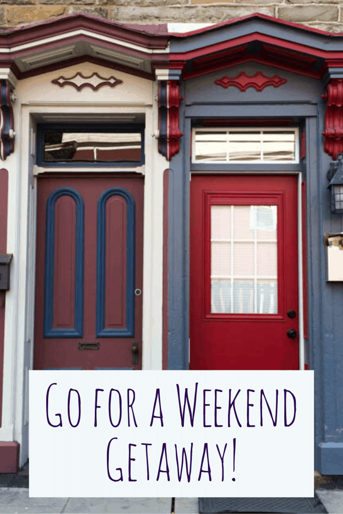 Poconos Weekend Getaway