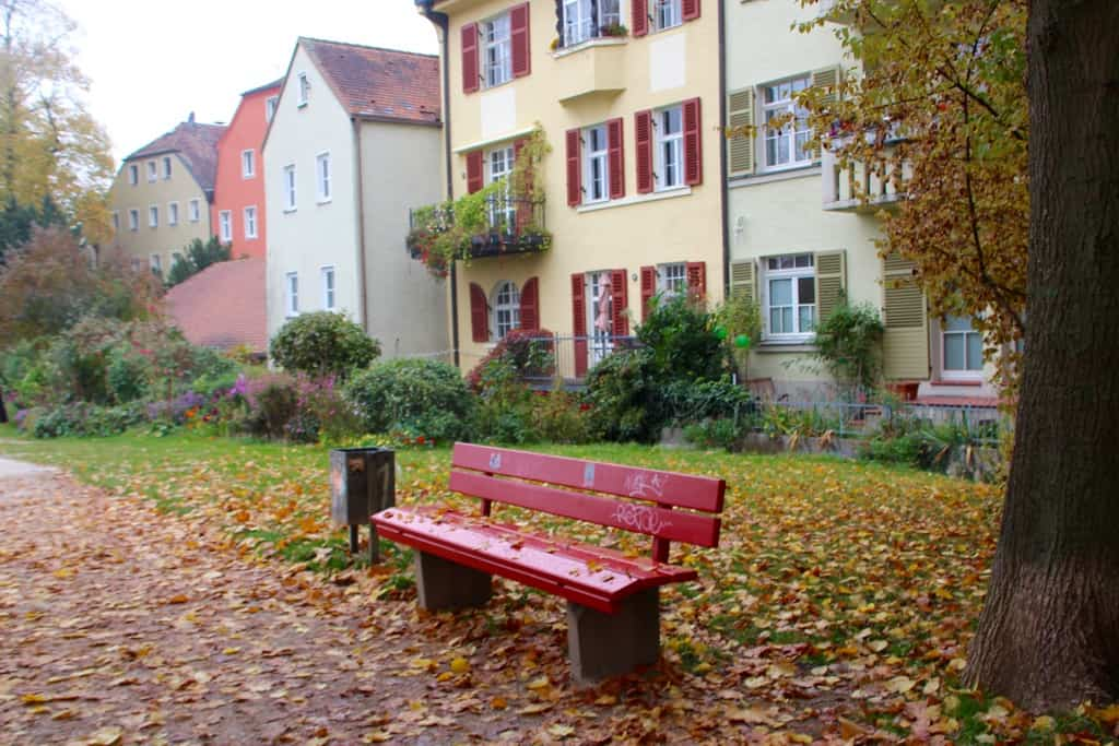 Autumn is one of the best times of year to visit Regensburg Germany
