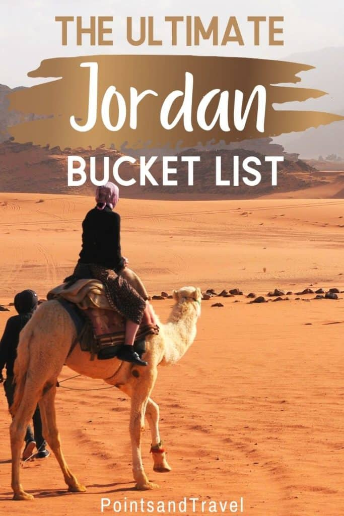 The absolute best things to do in Jordan, Jordan Bucket List, The ultimate guide to Jordan, #Jordan #Petra #vacation