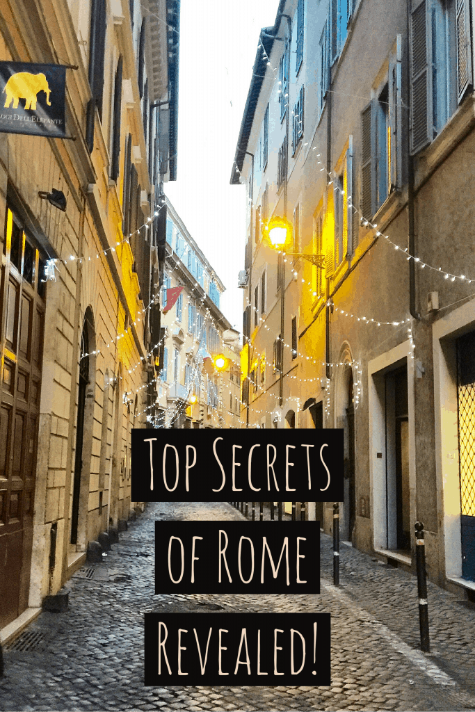 Hidden gems in Rome, Rome off the beaten path