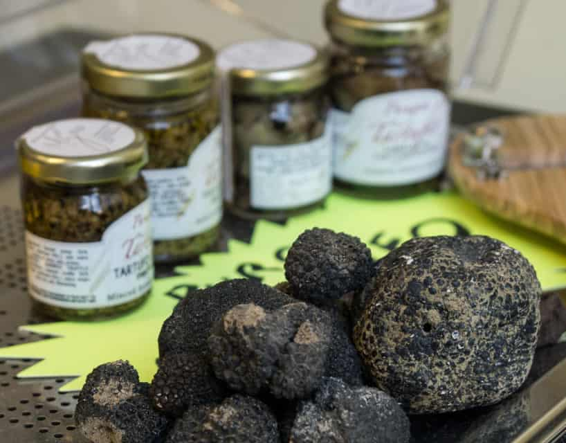 Eat in Italy: Eat. Drink. Be Italian. Truffles.