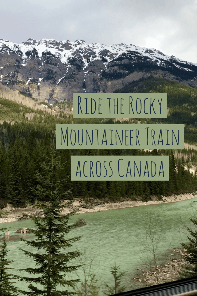 Canadian Rockies Train, Rocky Mountaineer Train Trip, Canadian rockies by Rail