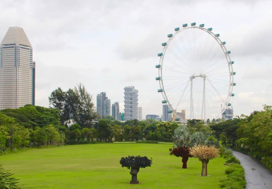 Gardens by the Bay, Singapore, Asia Cruise: 3 Port Cities in Southeast Asia Not to Miss