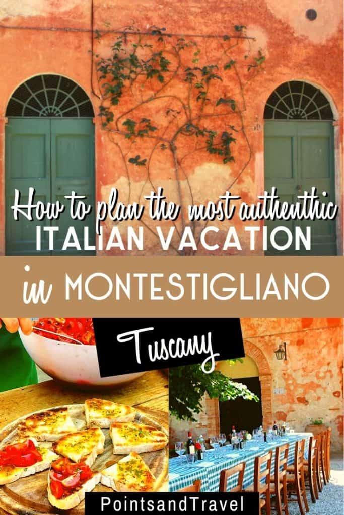 How to plan the most epic Italian vacation in Tuscany, How to plan the most authentic Italian vacation in Tuscany, Italian Vacation, Italian Vacations, Italian Farmhouse, Montestigliano #ItalianVacation #Italy #italyVacation