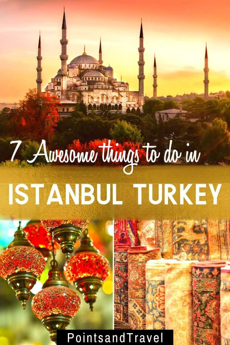 7 Things to do in Istanbul Turkey, the best things to do in Istanbul turkey, Hagia Sophia in Istanbul, Turkey - Things to do in Santa Sophia and Istanbul #istanbul, #Turkey