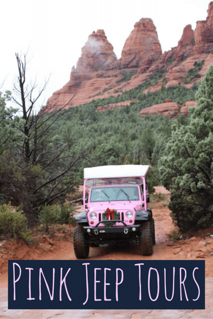 Pink Jeep Tours Sedona, Pink Jeep Wrangler, Sedona jeep tours