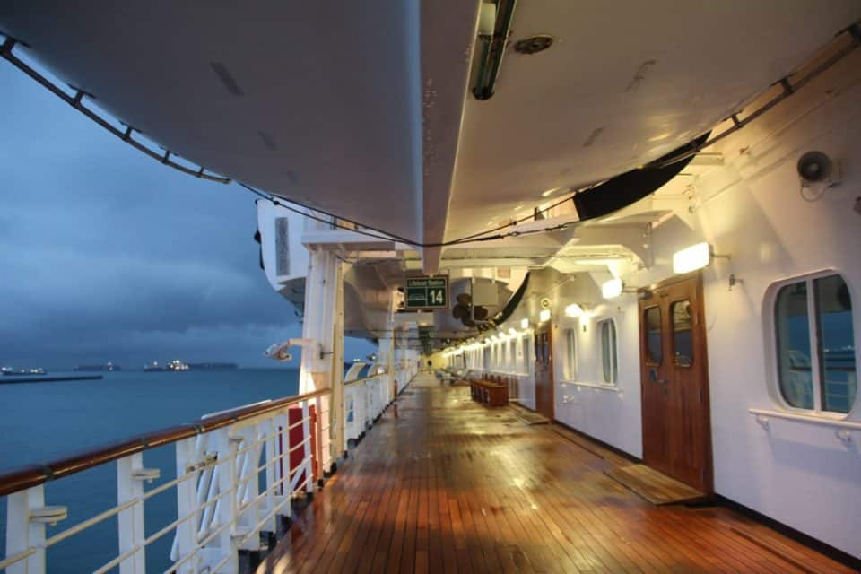 Come cruise Holland America on a global cruise.