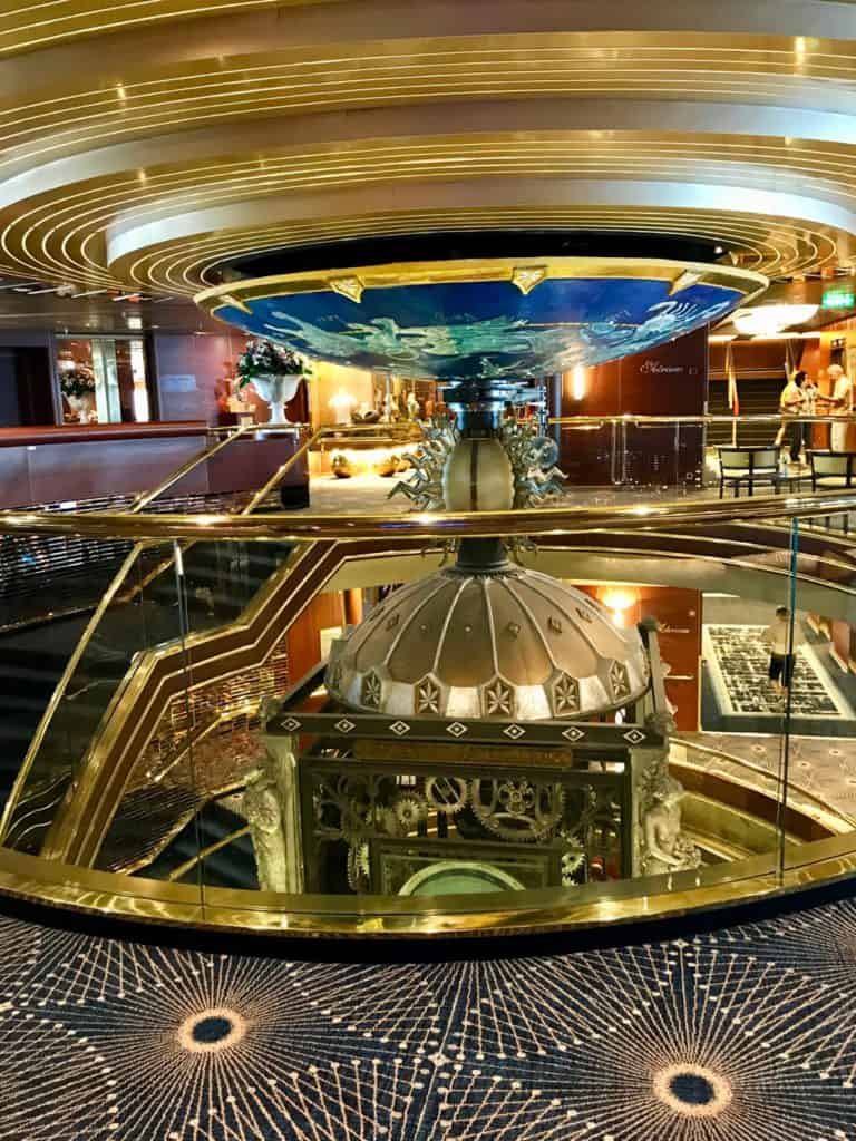 Come cruise Holland America on a global cruise.