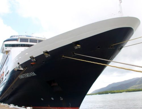 Cruise Holland America: My Grand Asia and Pacific Voyage