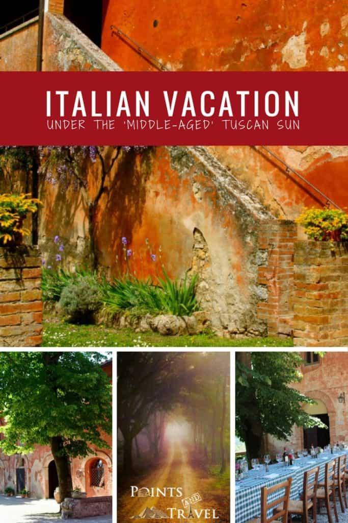Italian Vacation, Italian Vacations, Italian Farmhouse, Montestigliano