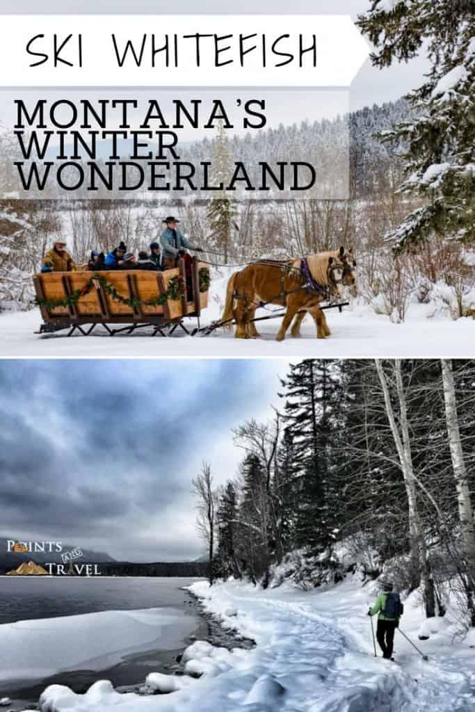 Montana's Winter Wonderland – Whitefish