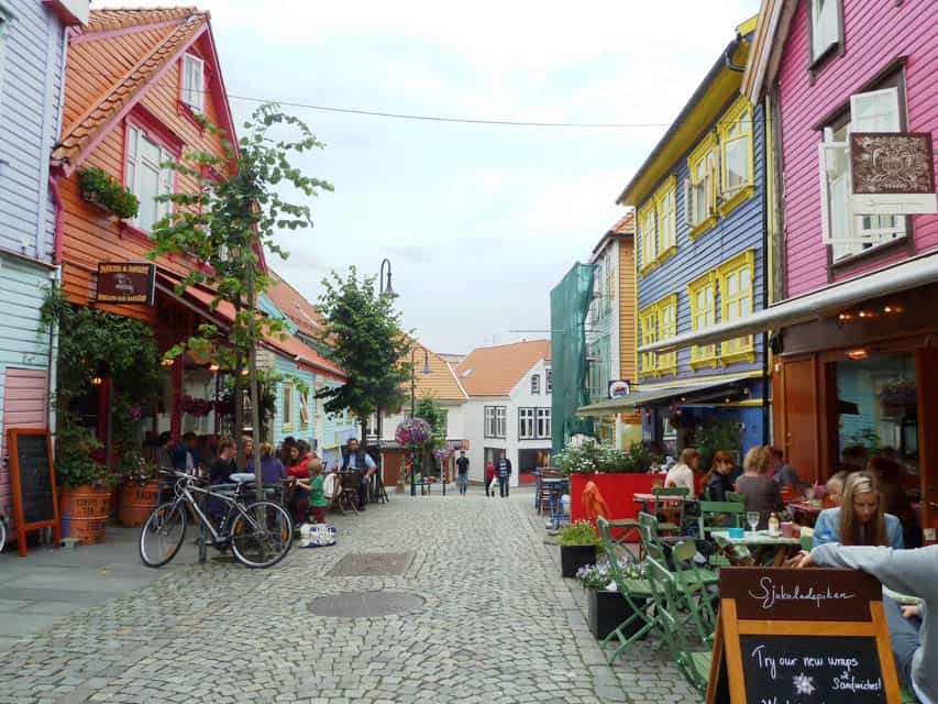Quaint town of Stavanger, Norway, Things to do in Norway, Norway winter