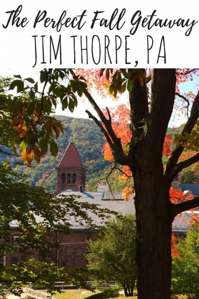 Jim Thorpe PA, Poconos getaways, Jim Thorpe hotels