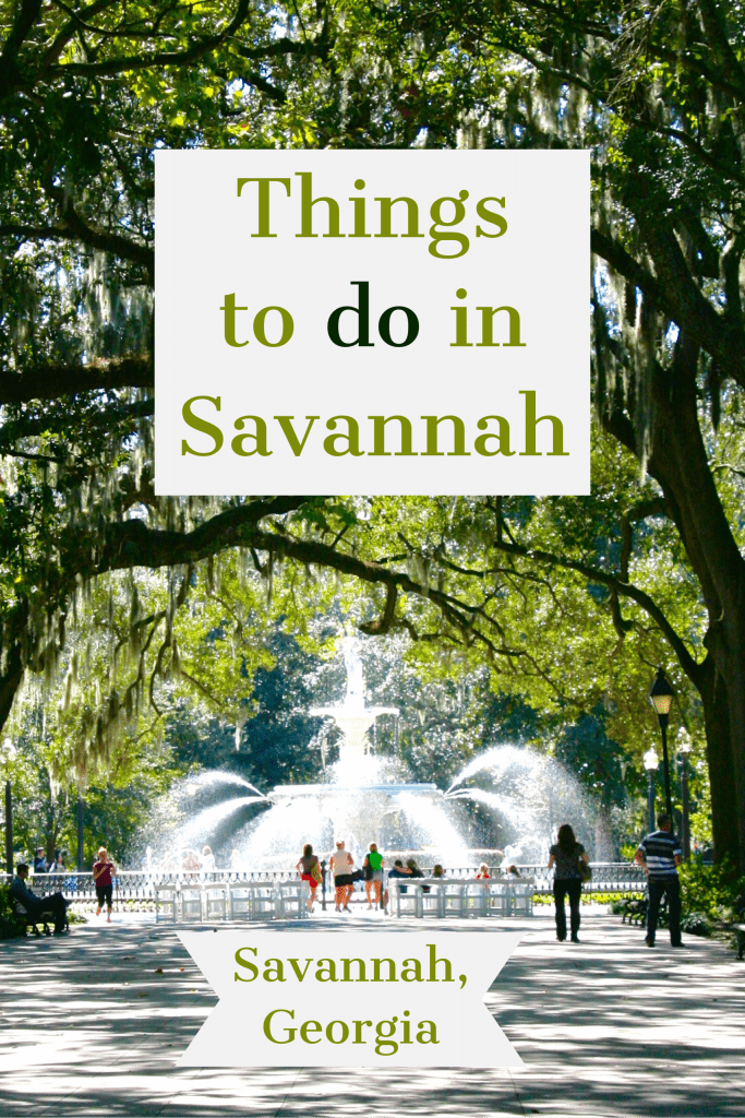 best things to do in savannah ga a travel guide