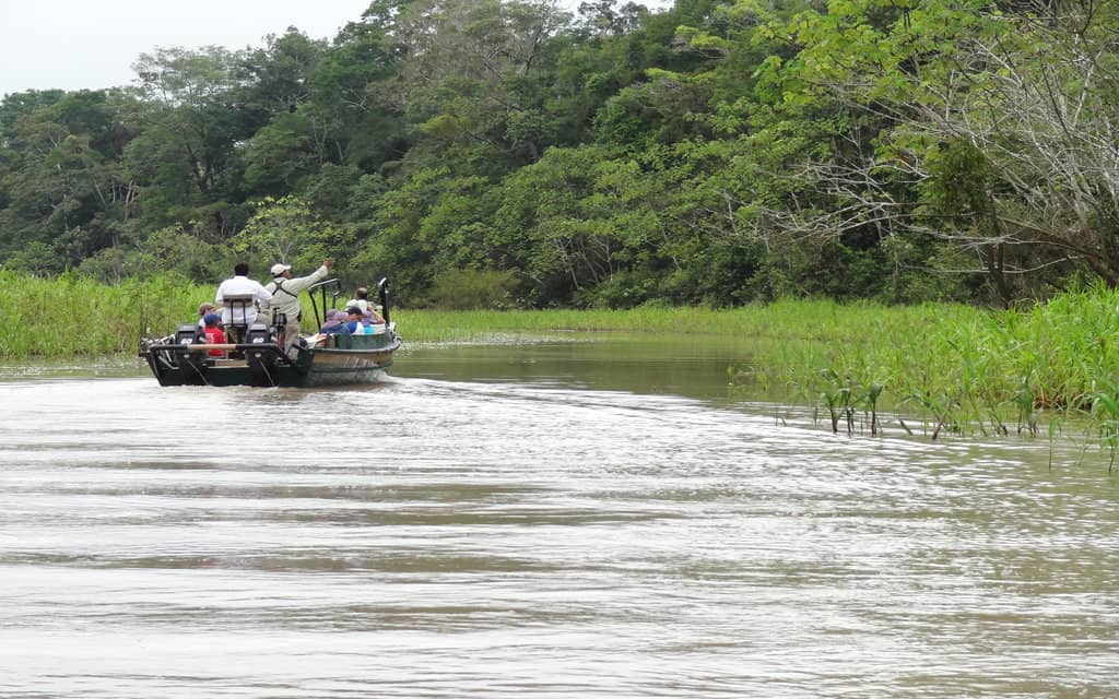 Boat ride on the Amazon River, Things to do in Ecuador, Ecuador tourist attractions