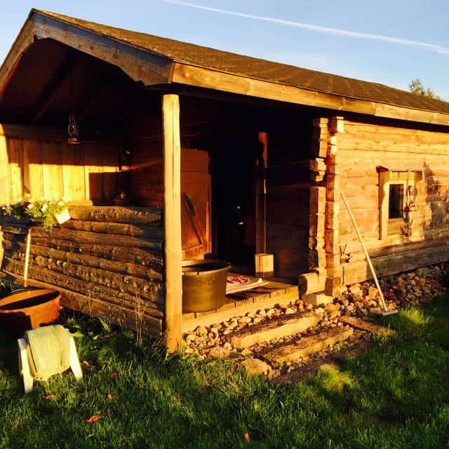 Finlandia Sauna, Finnische sauna, Sauna Finlandese