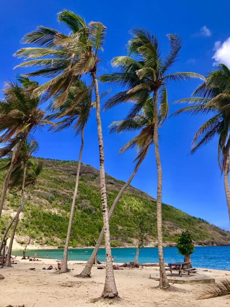 PomPierre Beach, Les Saintes, Guadeloupe Islands, Guadeloupe Holidays