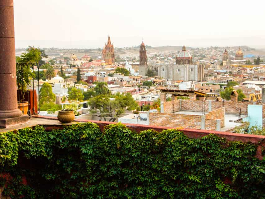 San Miguel de Allende, Mexico, One of many Popular Mexican Destinations