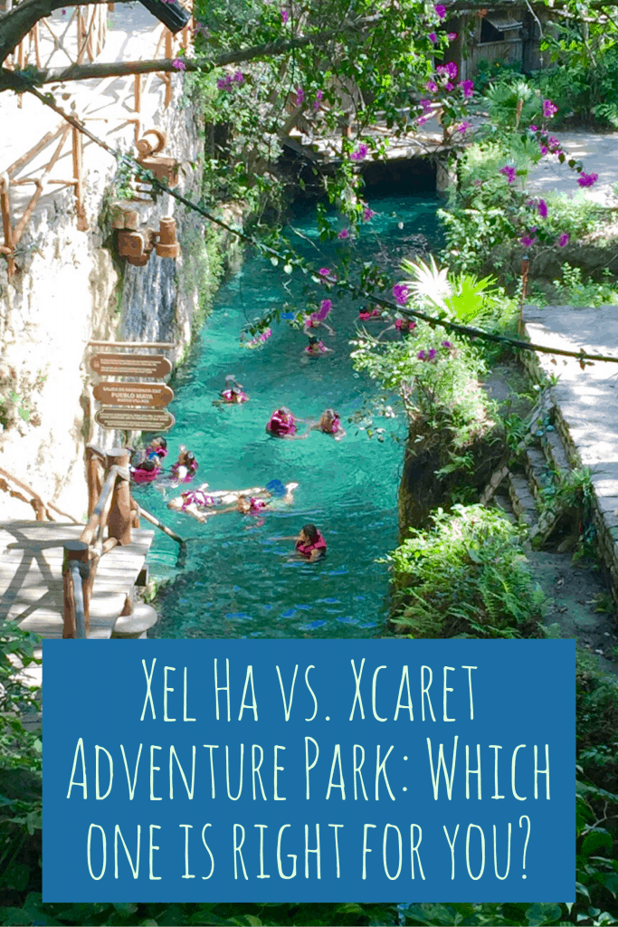 Xel Ha vs. Xcaret - Which one is right for you?
