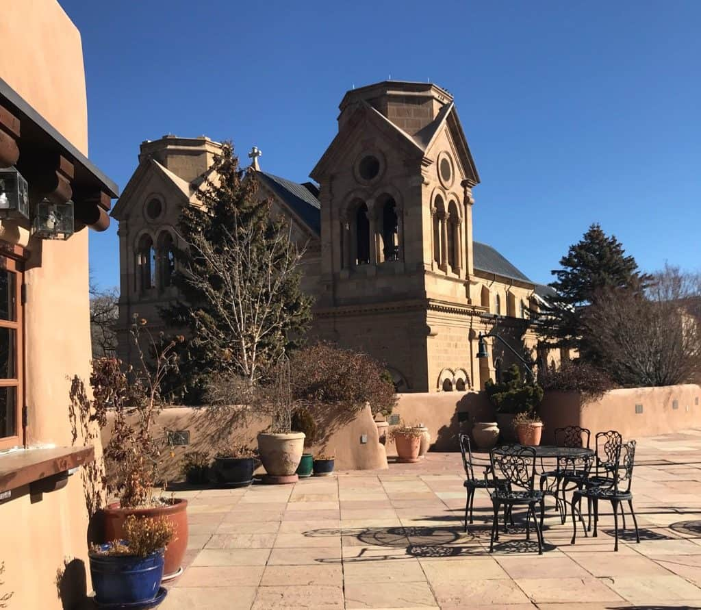 The Church of Antioch At Santa Fe, Santa Fe Tourism