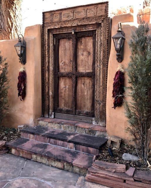 Santa Fe weather, Santa Fe New Mexico elevation, Population of Santa Fe NM, Santa Fe hotels near plaza, #SantaFe #NewMexico