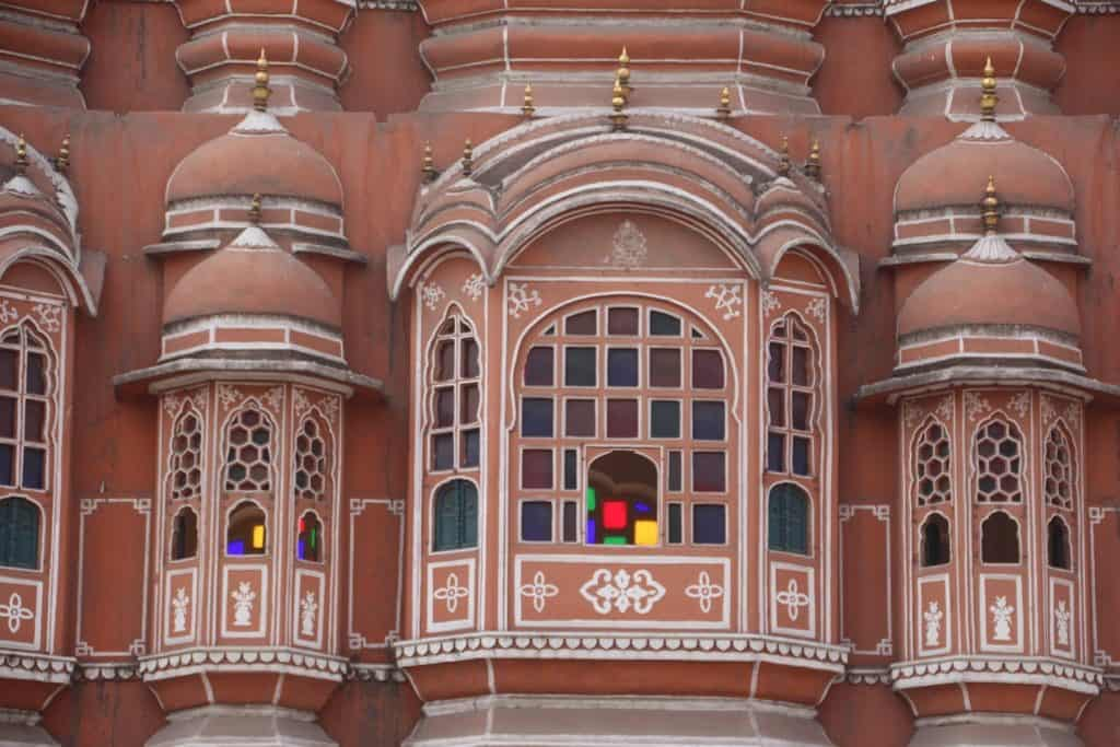 Hawa Mahal, Tourist places in India, Tourist places in North India, Famous places in India, Tourist spots in India