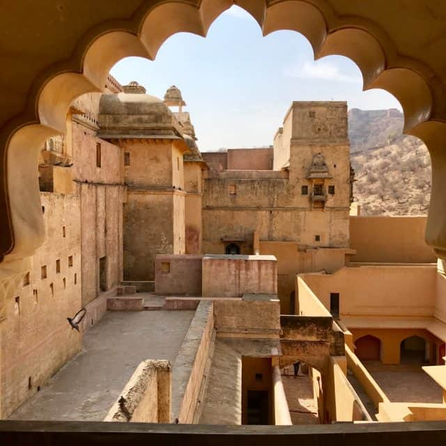 Amer Fort, Amber Fort, Tourist places in India, Tourist places in North India, Famous places in India, Tourist spots in India