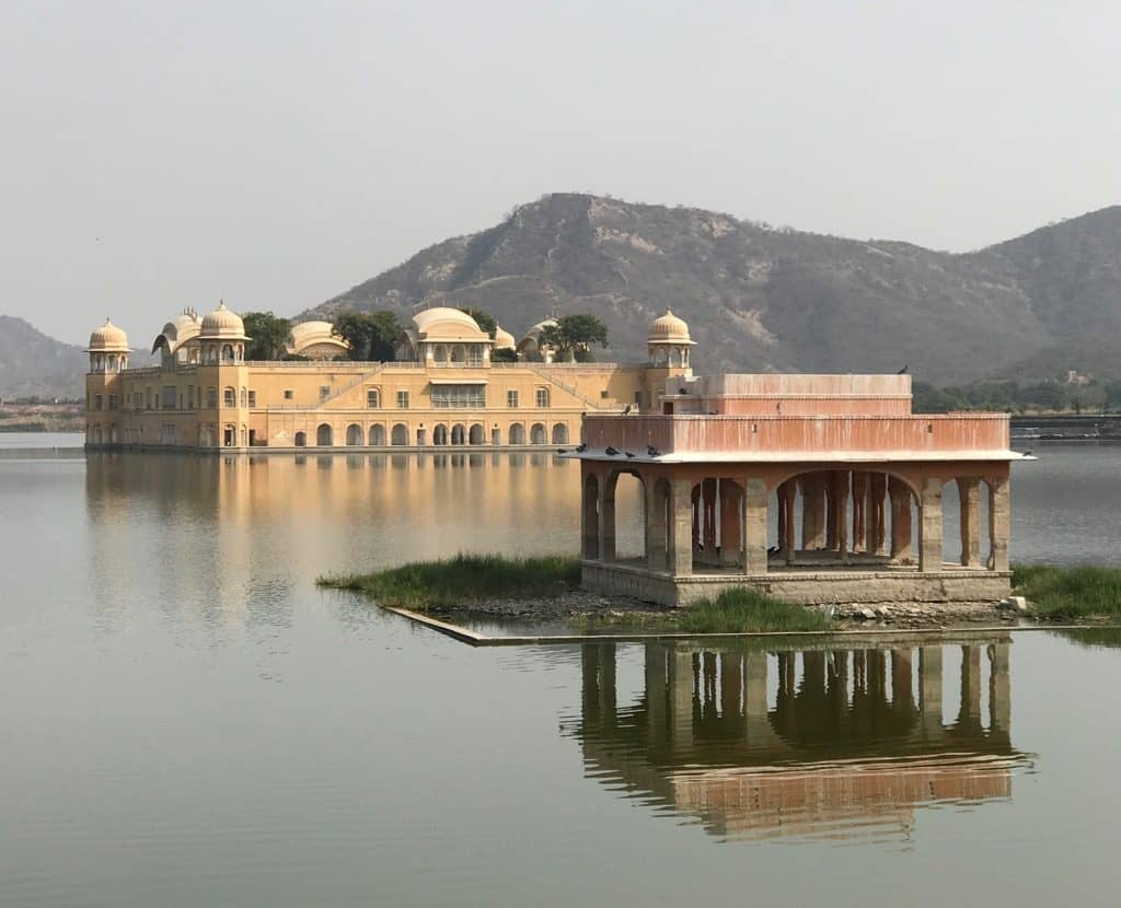 Jal Mahal, Tourist places in India, Tourist places in North India, Famous places in India, Tourist spots in India