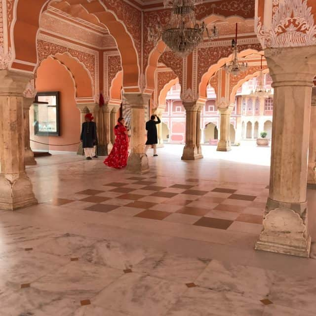 City Palace Jaipur, Tourist places in India, Tourist places in North India, Famous places in India, Tourist spots in India