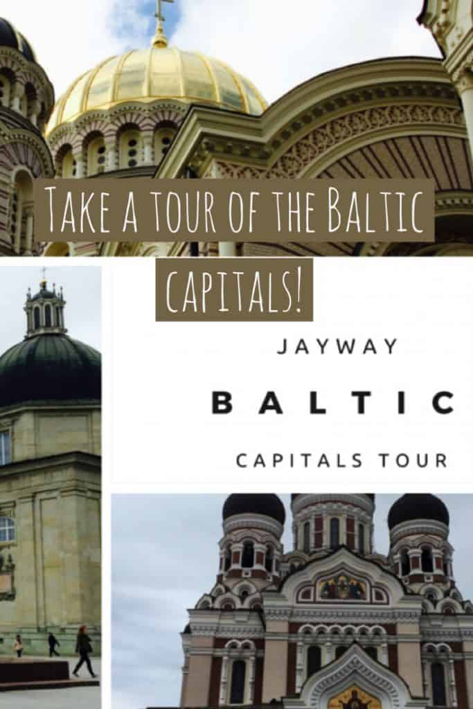Tour of the Baltic Capitals, Baltic Tours