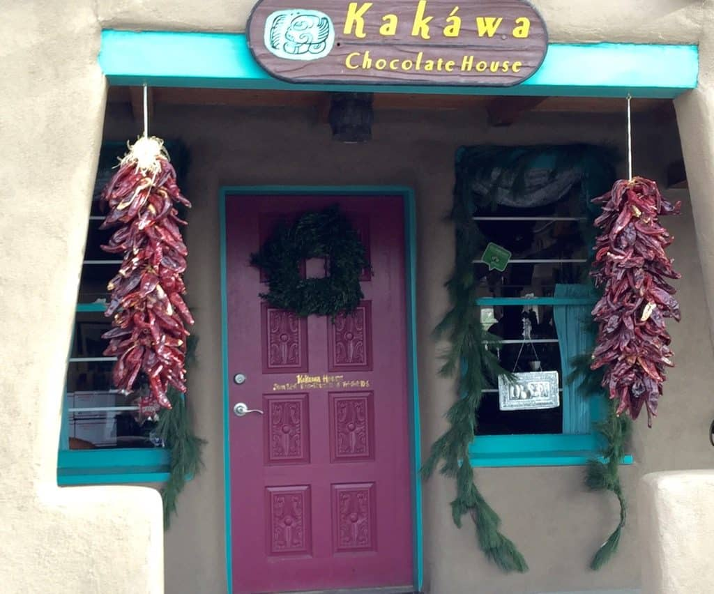 Kakawa Chocolate House, Santa Fe Tourism