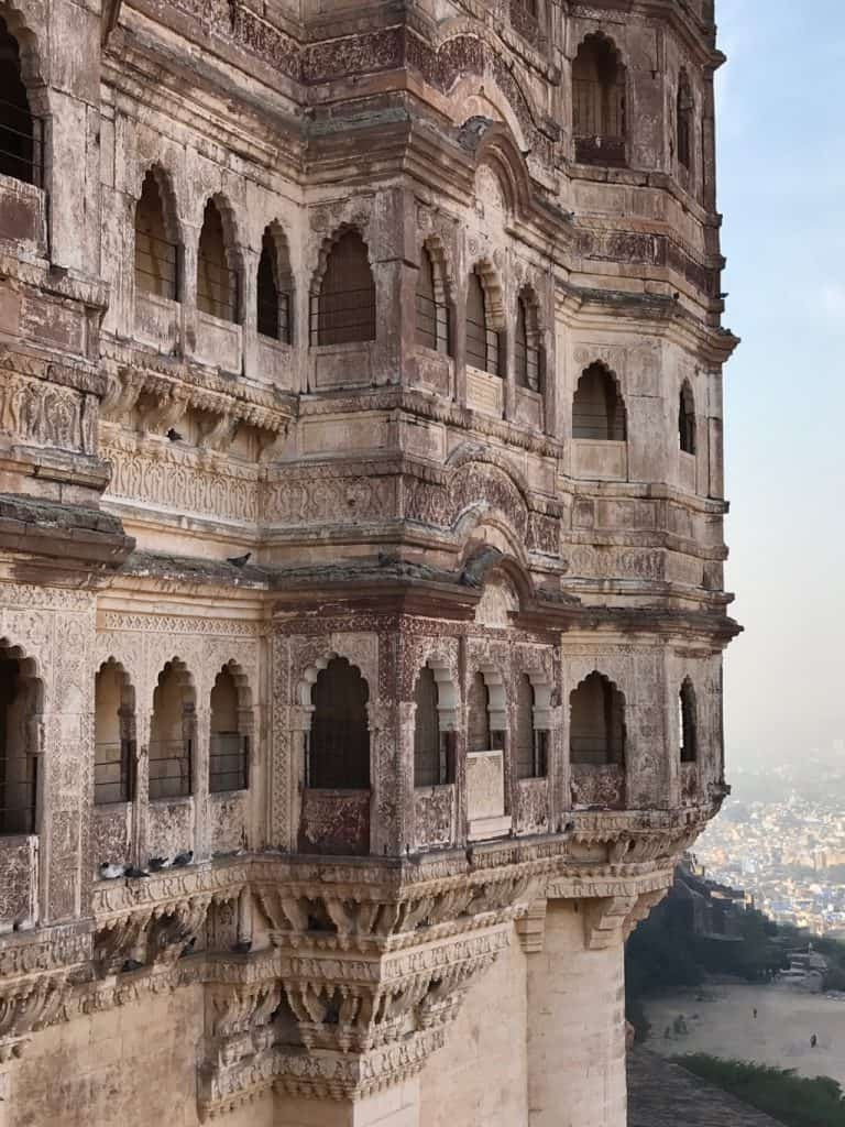 Mehrangarh Fort, Tourist places in India, Tourist places in North India, Famous places in India, Tourist spots in India