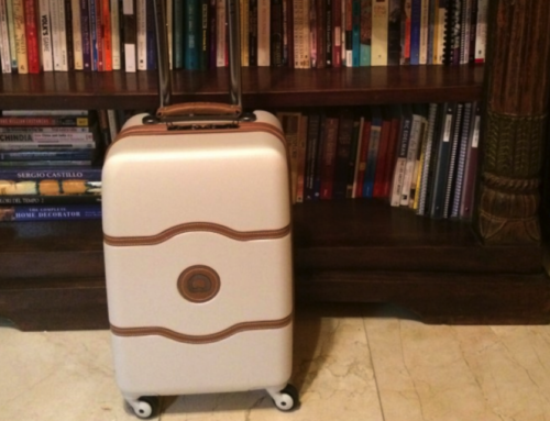 Delsey Chatelet – My Favorite Piece of Luggage!