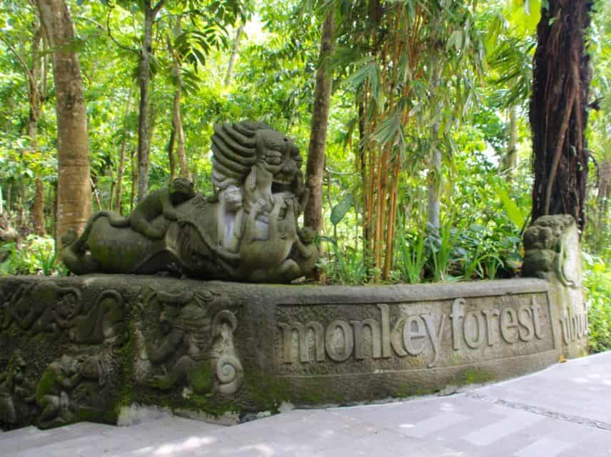 Monkey Forest, Time in Bali, Time in Bali, Indonesia Holiday in Bali