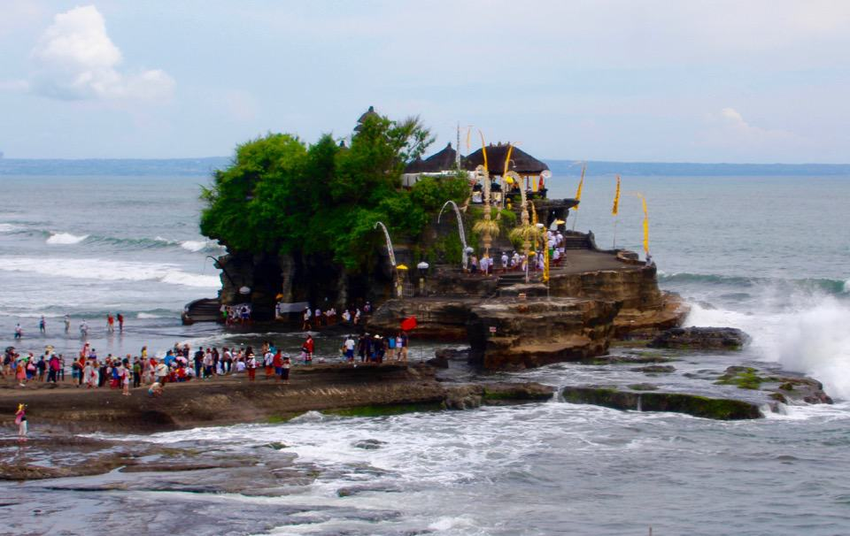 Time in Bali, Time in Bali, Indonesia Holiday in Bali, Tanah Lot Temple