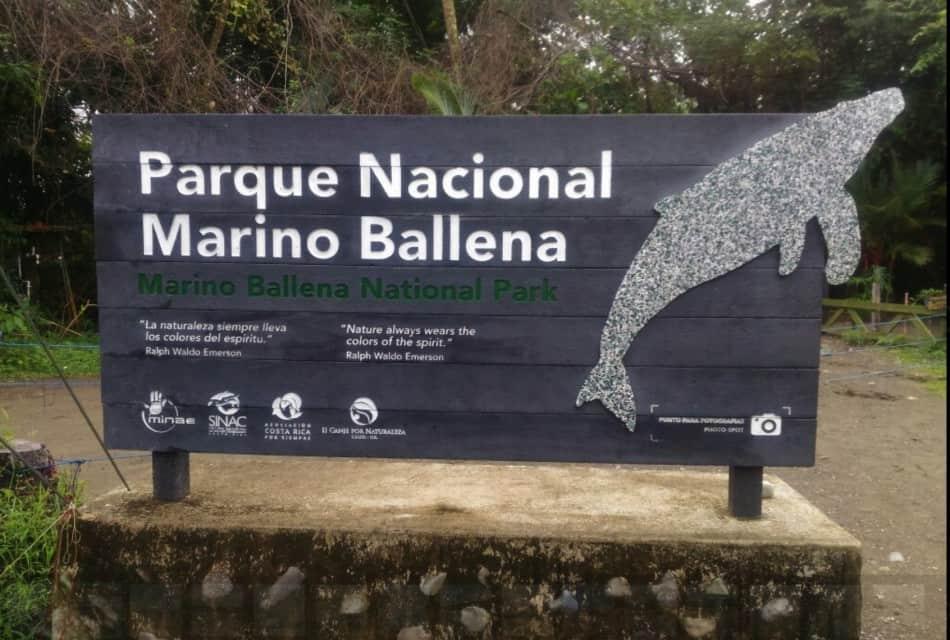 Costa Rica National Parks, Marino Ballena National Park