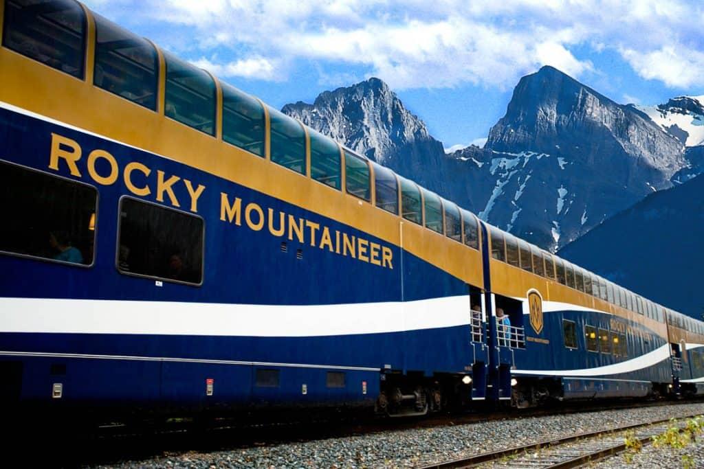 Journeys Canada, Canadian Rockies Train, Rocky Mountaineer train, Rocky Mountaineer Train ride, Canadian Rockies by train, Canadian rail vacations