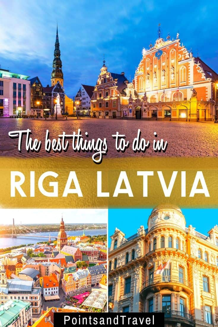 The best things to do in Riga Latvia, the ultimate guide to riga latvia, #Riga #Latvia