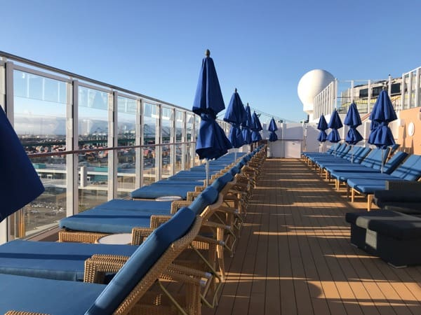 NCL deck plans, Norwegian Bliss Deck Plans