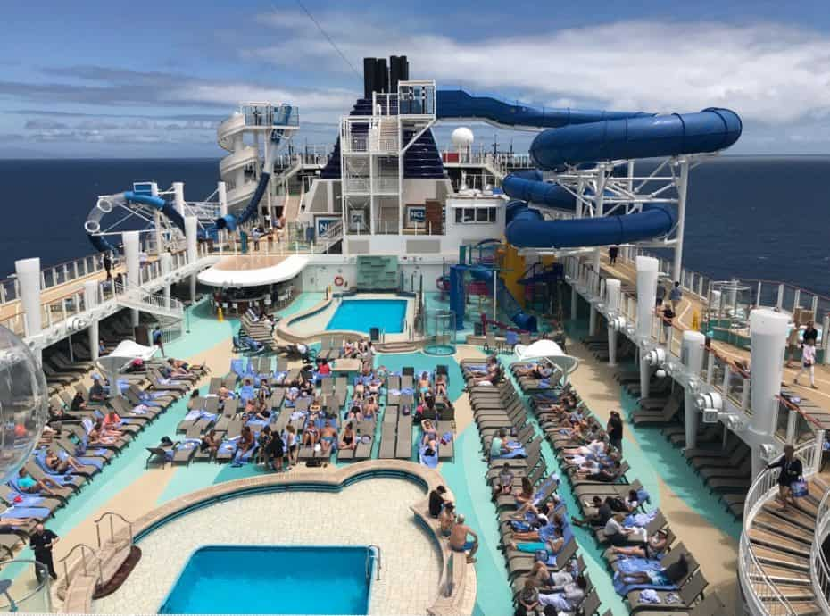 Norwegian Bliss Deck Plans Navigating The Ship
