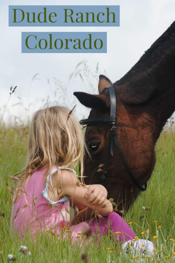 Dude Ranch Colorado, Dude Ranch