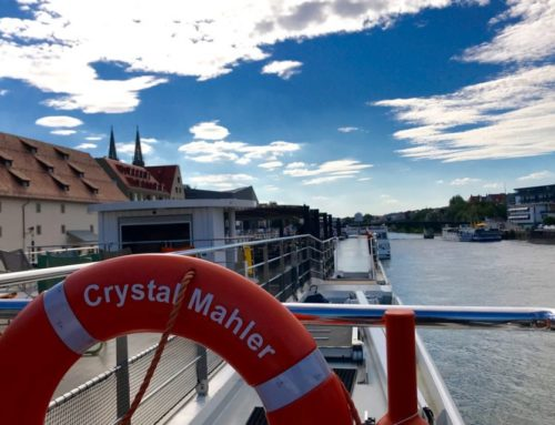 What is it really like to be on a Crystal Cruise?