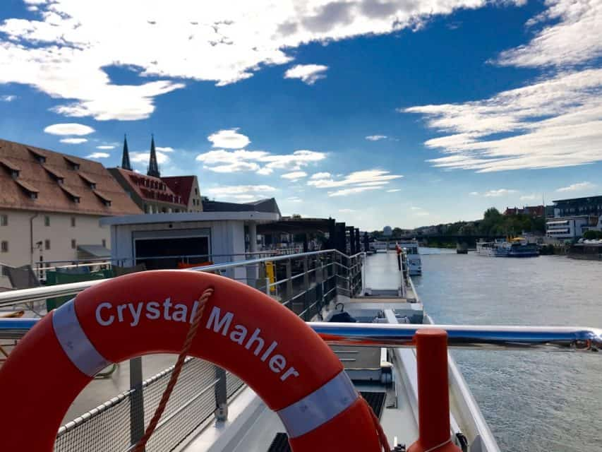 German River Cruise, German River Cruises
