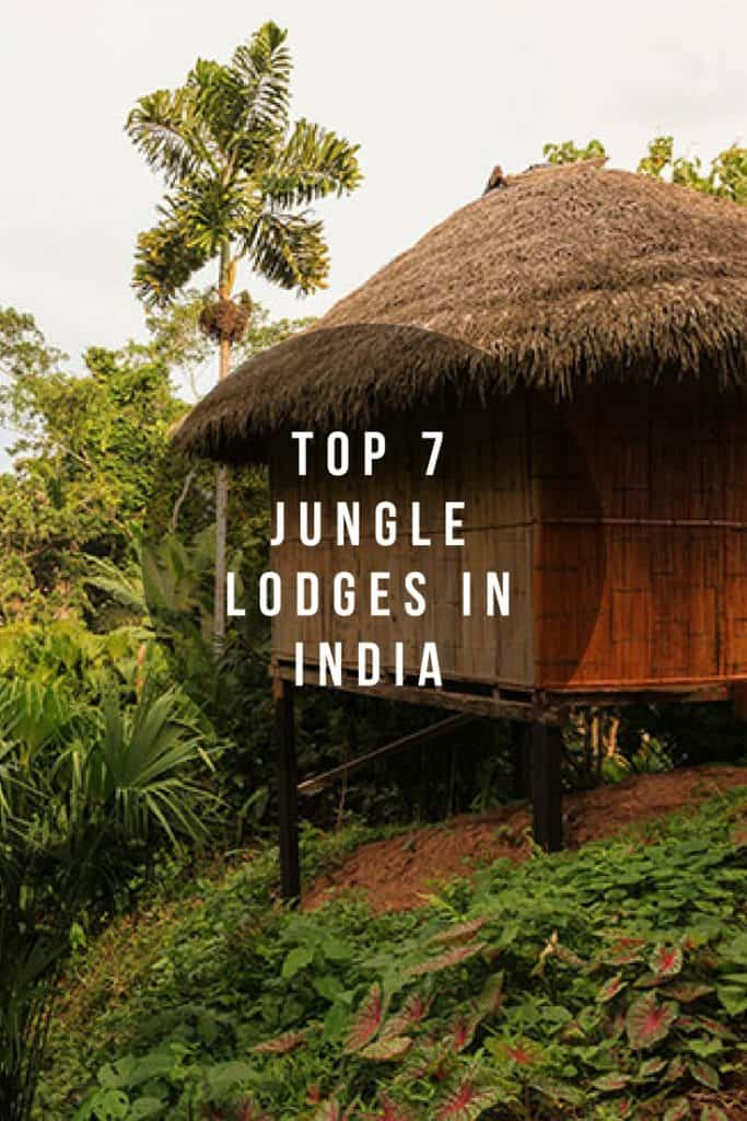 Jungle lodges, jungle lodges and resorts