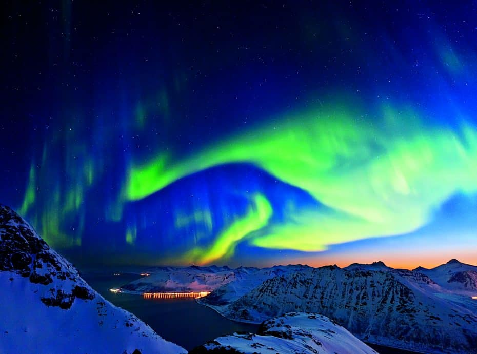 Northern Lights Holiday