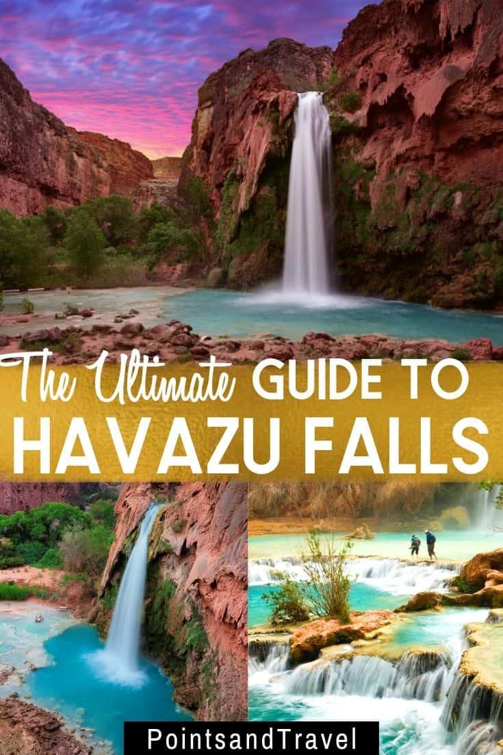 The ultimate guide to Havazu Falls, Havasu Falls, Havasu Falls Hike, Havasupai, Havasu Creek, HavasupaiFalls permit, Havasupai reservations
