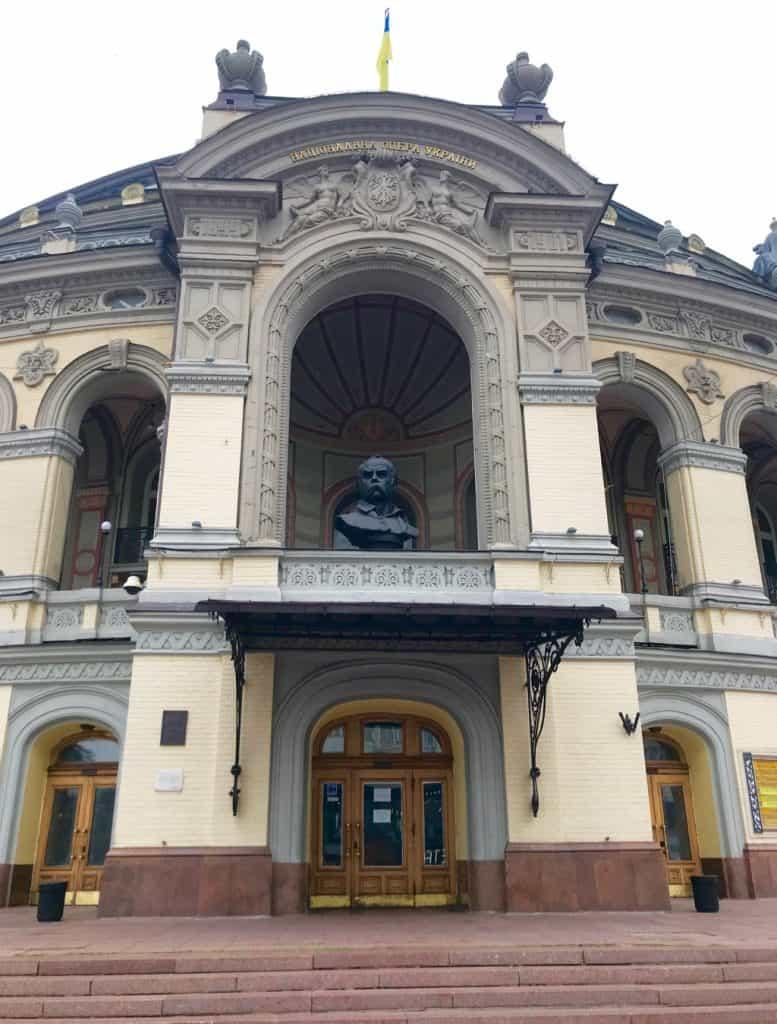 Kiev Opera House
