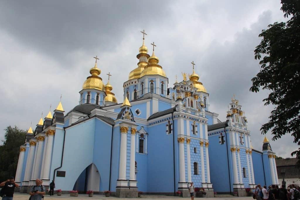 St. Michaels Monastery in Kiev